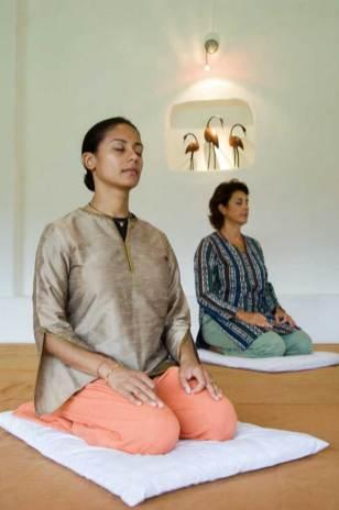 Isha Yoga Centre in Coimbatore - Rejuvenation centre