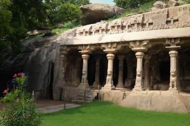 7th Century Krishna Mandapa, Mamallapuram