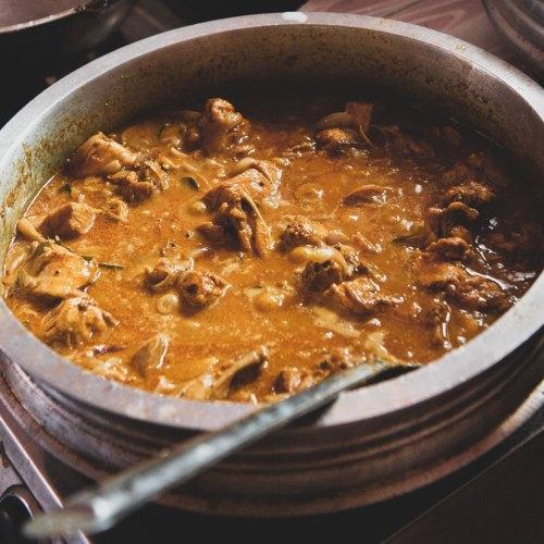 Mariam Venattu's Keralan Chicken Curry