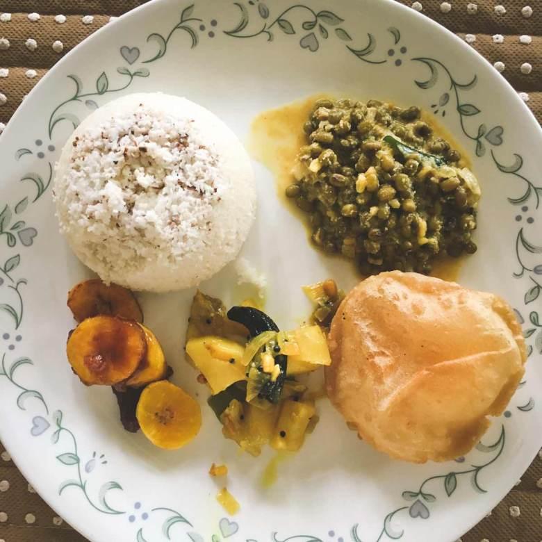 South Indian Breakfast-Turmerica