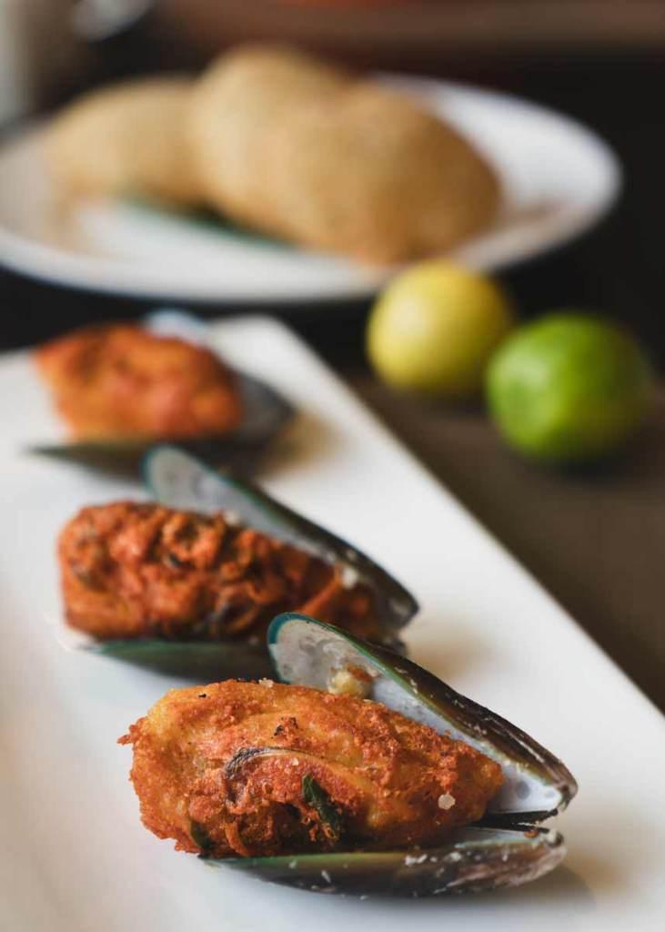 Kallumakkaya Stuffed Mussels