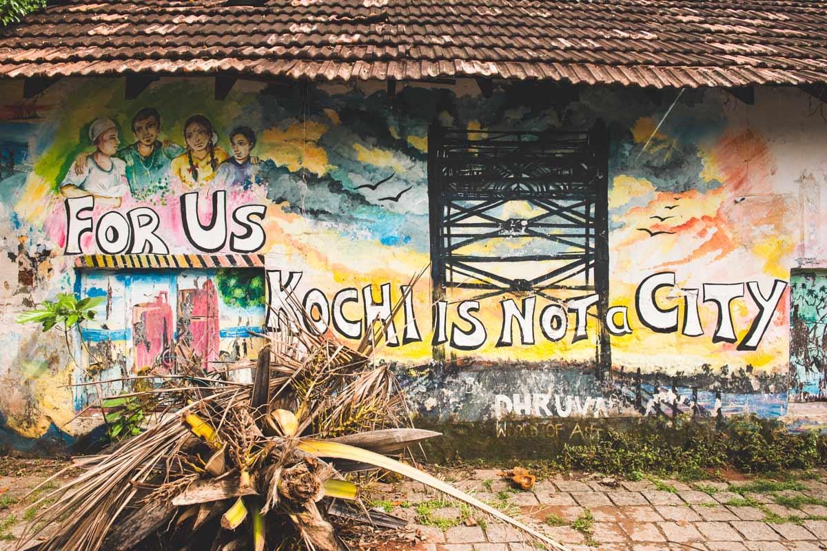 Kochi Is Not a City
