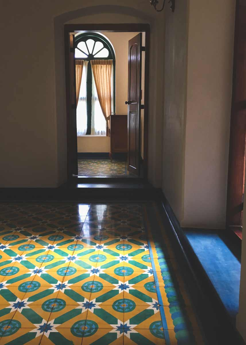 Kalari Kovilakom room interior