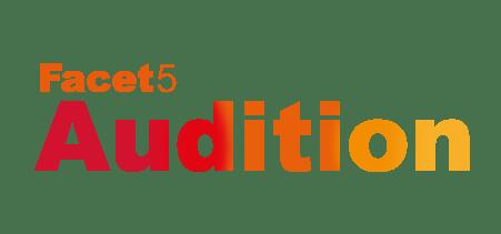 Logo for Facet5 Audition