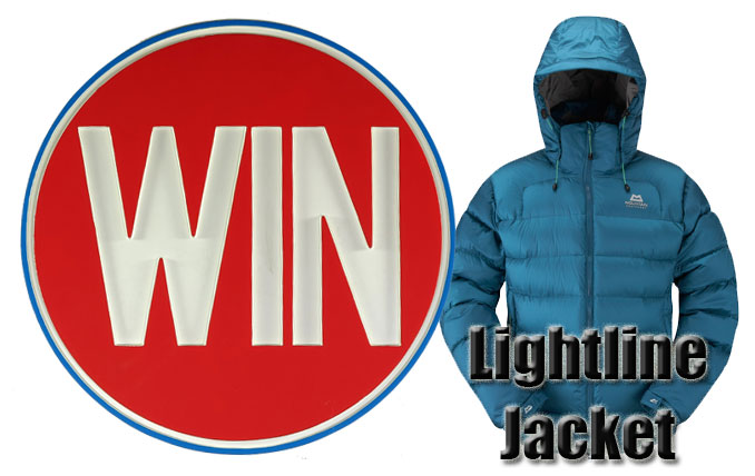 Win a Lightline Jacket