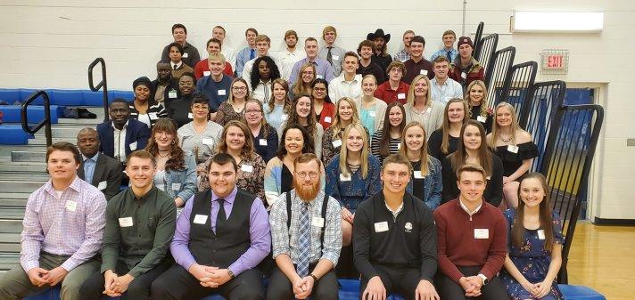 2019-20 Scholarship Recipients