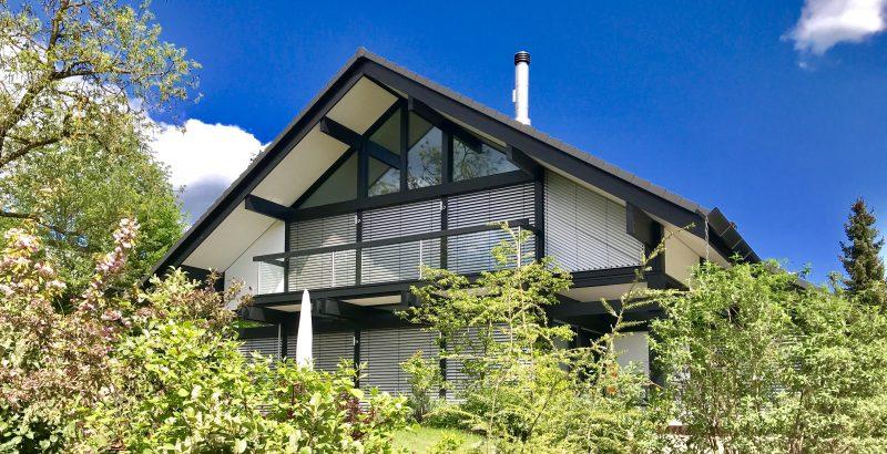 Modernes Fachwerkhaus, Huf Haus ART5