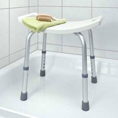 siege de douche tabouret de douche a hauteur reglable