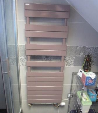 seche serviette salle de bain isère