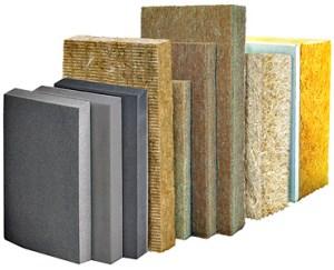 matériaux isolation
