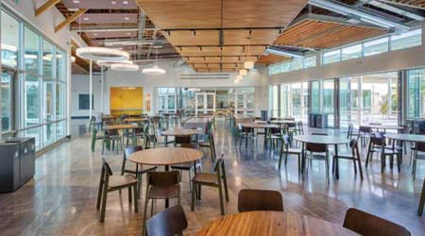 Cafeteria Considerations: Design With Students in Mind - Facilities Management Insights