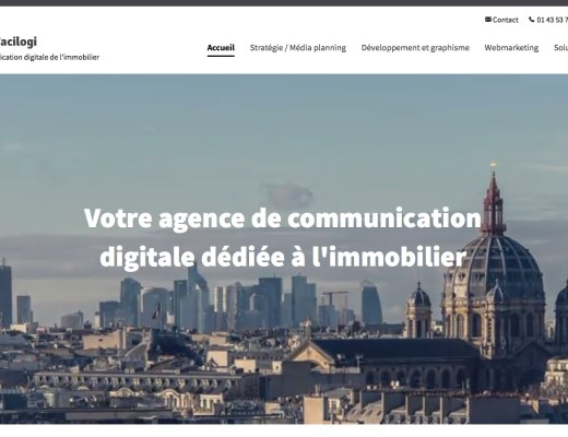 agence digitale de l'immobilier