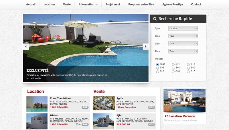 les outils pour votre agence immobilière