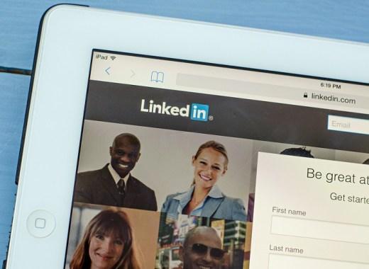 LinkedIn immobilier