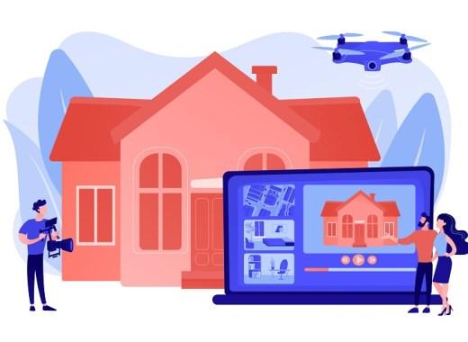 vidéo en immobilier