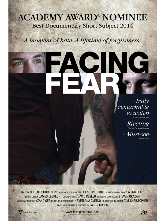 Poster do filme Facing Fear