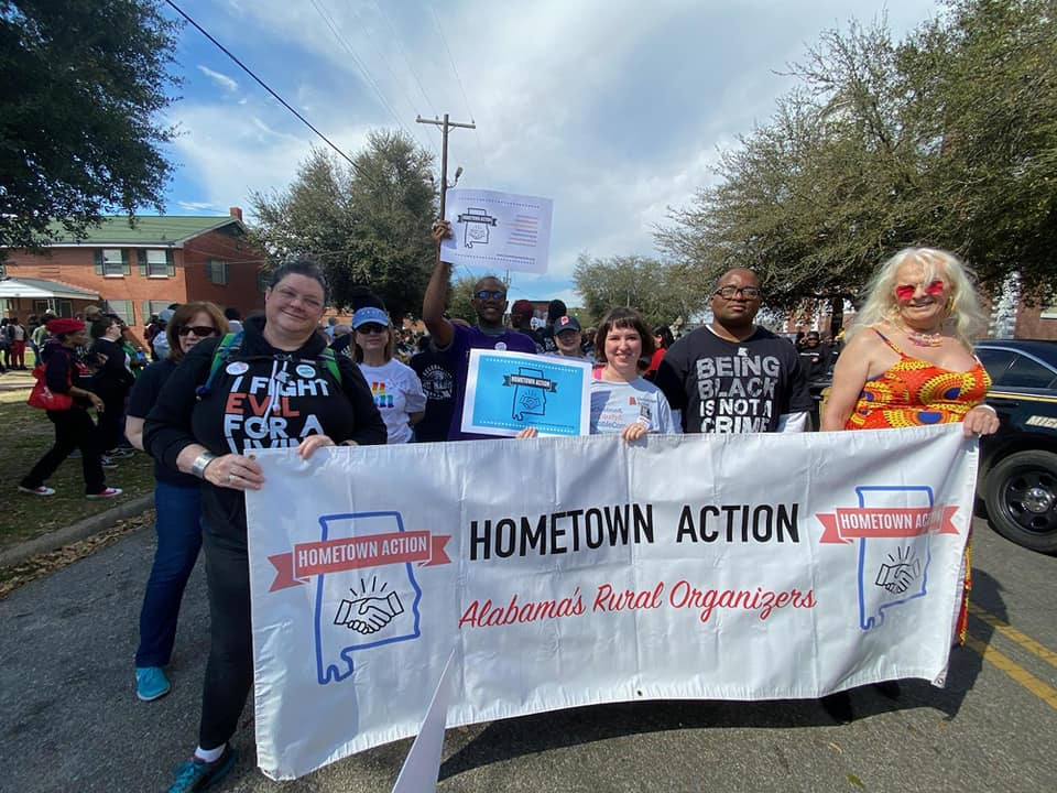Members of Hometown Action