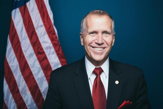 Senador da Carolina do Norte, Thom Tillis