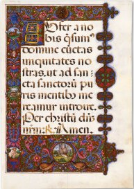 Missal of the Nativity, f. 7r