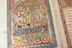 Holy Women at the Sepulchre-f. 43v