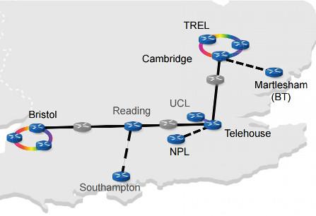 The UK Quantum Network