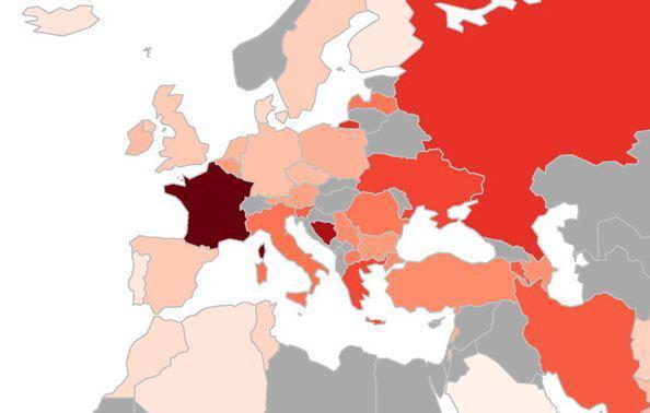 Αντιεμβολιασμός και η επιδημία ιλαράς που σαρώνει την Ευρώπη