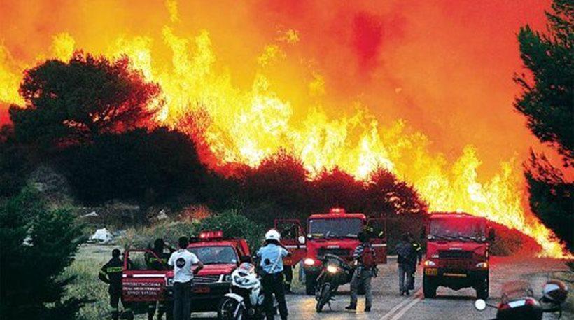 Το εμπιστευτικό τηλεγράφημα της Αμερικάνικης Πρεσβείας για τις φωτιές του 2007