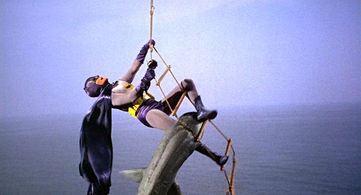 Image result for batman 1966 shark