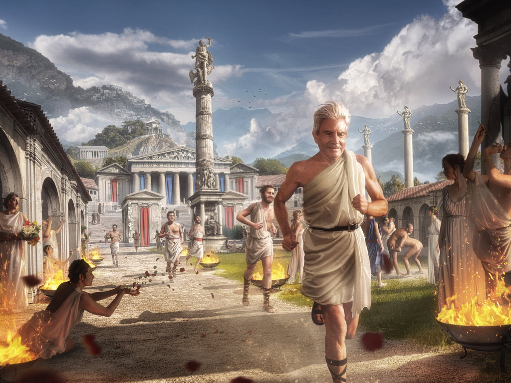 43 Athletic Facts About The Ancient Olympics