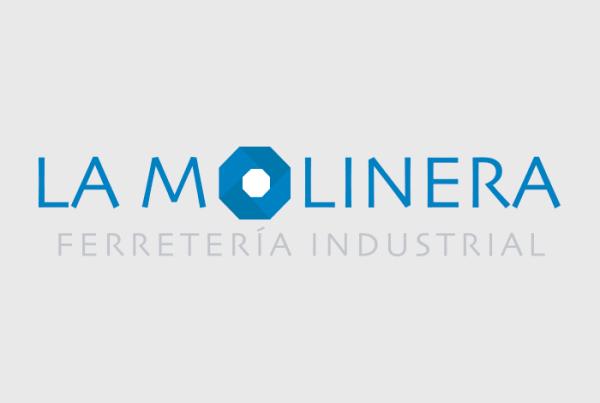 logotipo la molinera