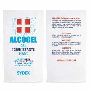 Gel Igienizzante mani Alcogel