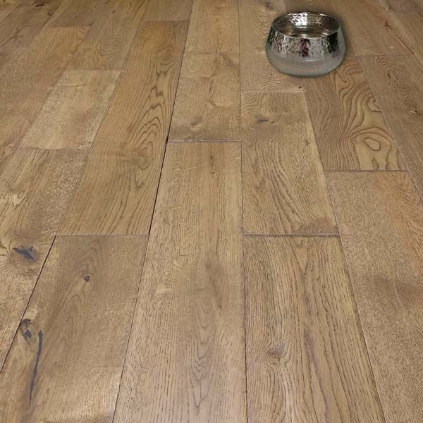 abbey stow harvest oak handscraped lacquer 125mm solid wood floor
