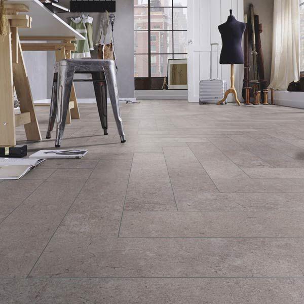 prestige herringbone grey stone 8mm laminate 4739