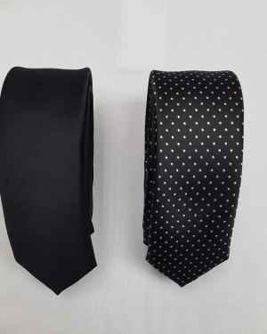 Cravattino Nero