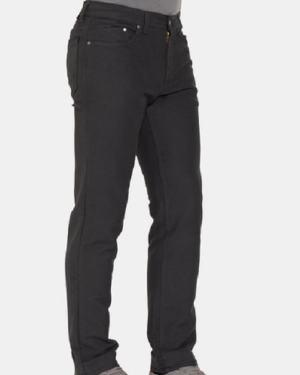 Pantalone Fustagno da Uomo Carrera 700 Regular Grigio-Scuro