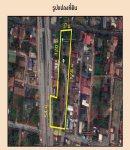 ขายที่ดินติดถนนพุทธมณฑลสาย 1 และ บางพรม เขตตลิ่งชัน ขนาด 4ไร่ ถมแล้ว มีกำแพงคอนกรีต