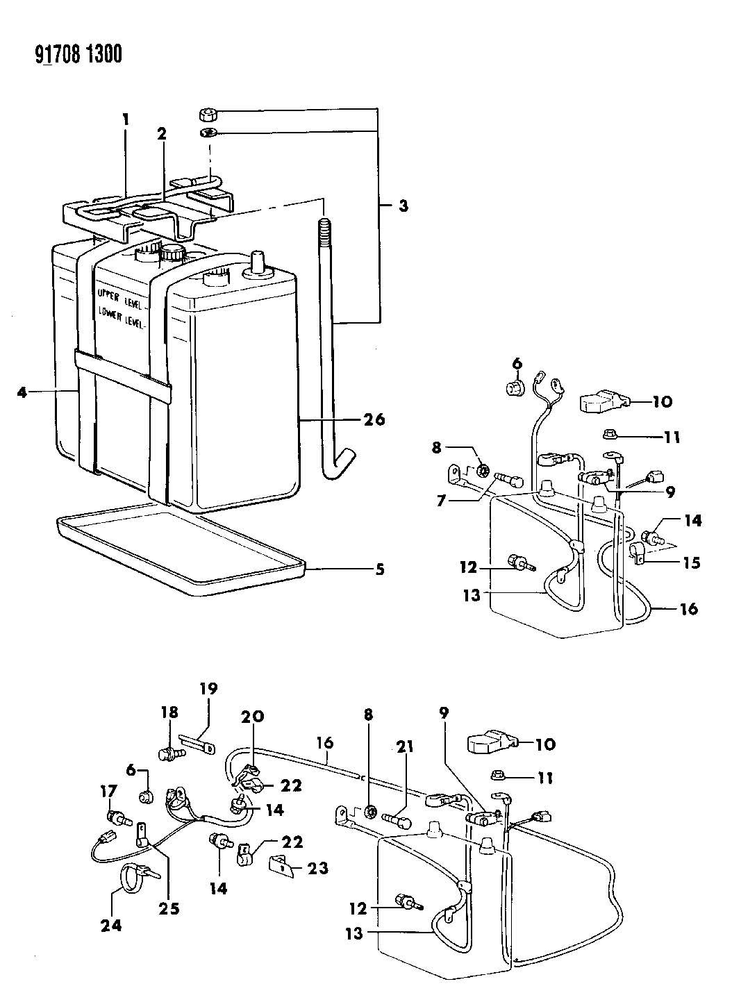 Dodge Ram Clip Wiring 10 5 60 85 10 5 60 85