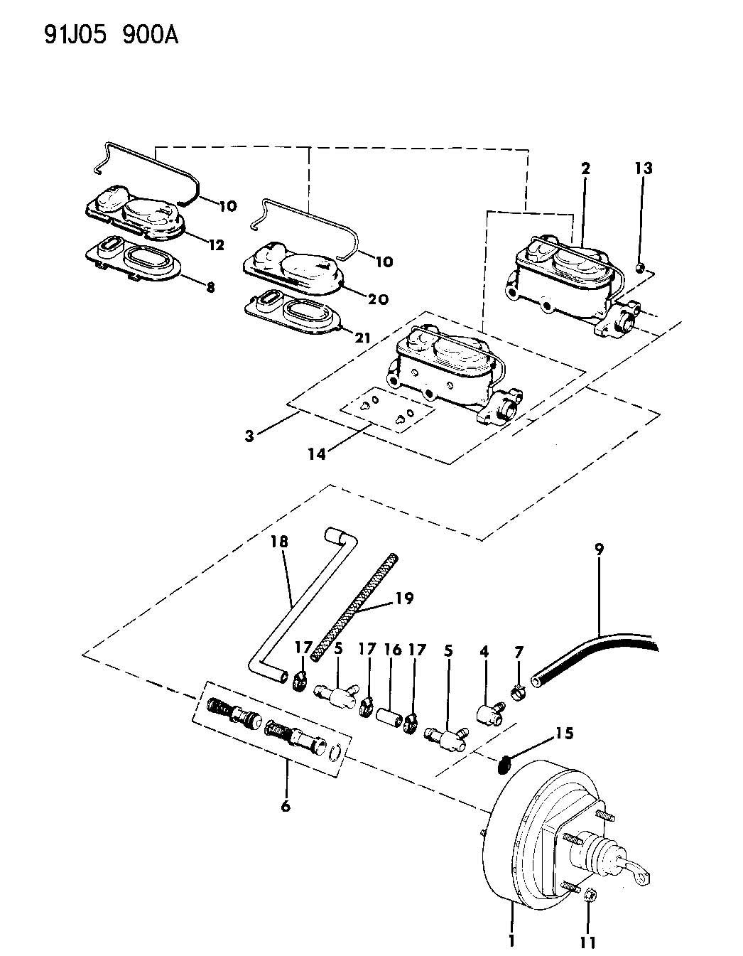 Jeep Cherokee Valve Vacuum Check