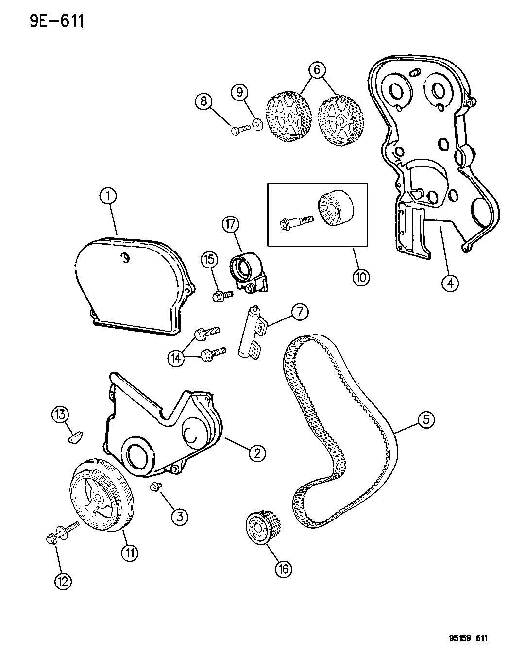 Chrysler Town Amp Country Damper Engine Vibration Ecm