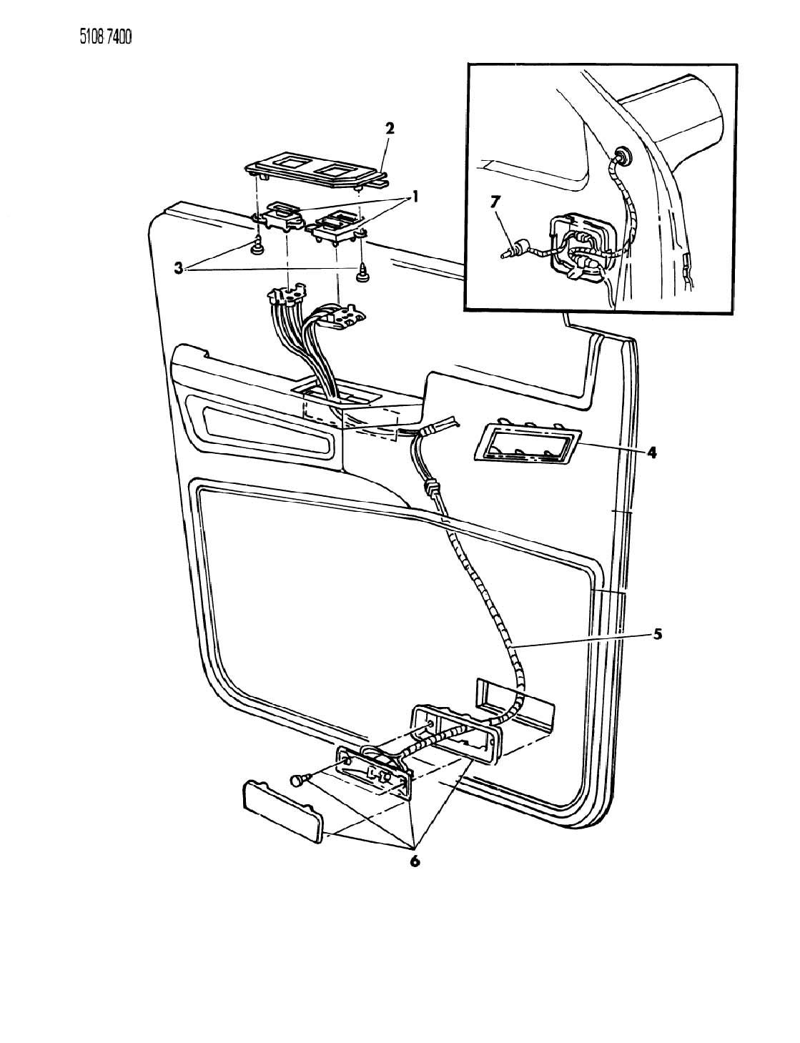 Diagram Buick Rendezvous Door Lock Switch Wiring Diagram