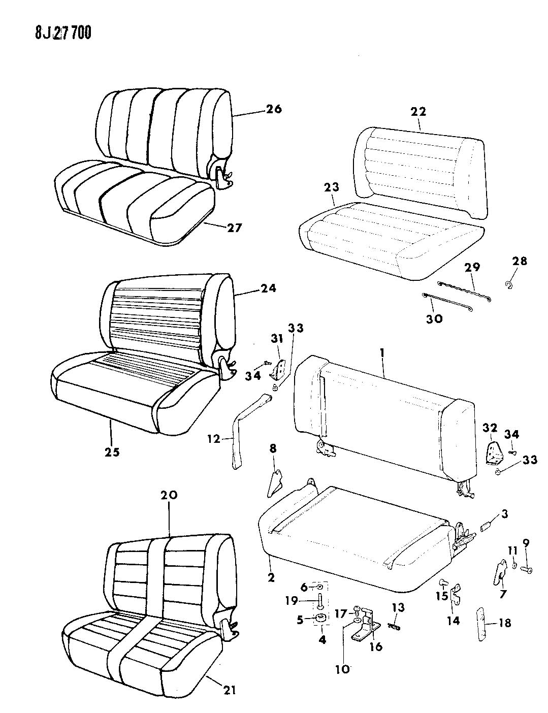 Jeep Wrangler Roll Bar Diagram