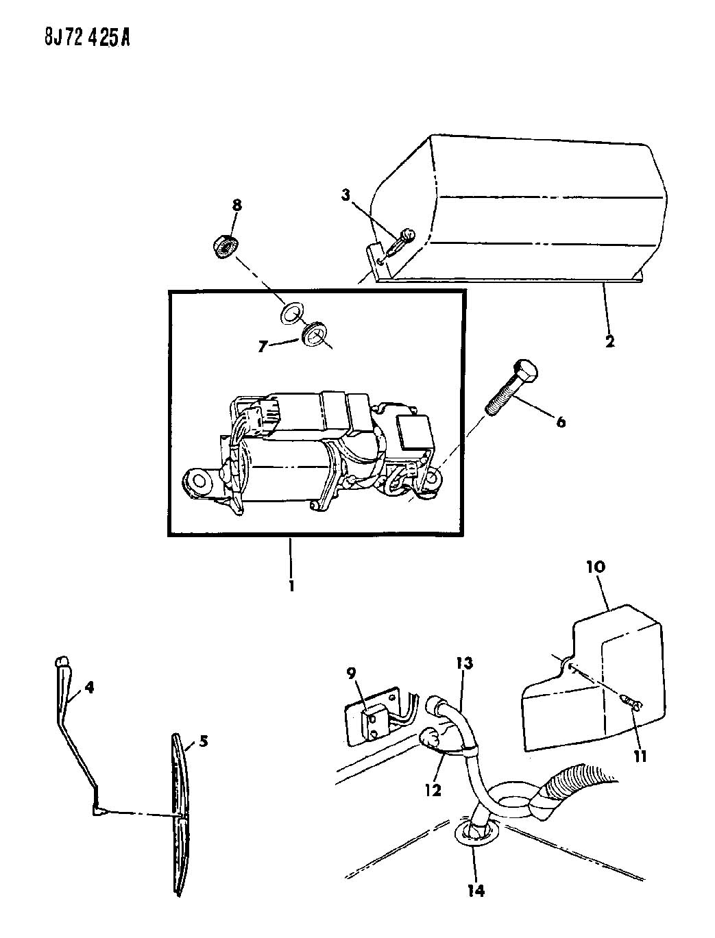 Jeep Wrangler Cover Switch