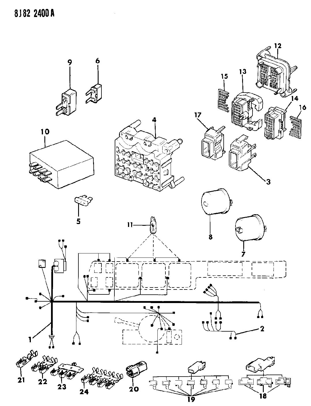Showassembly 000019er jeep j20 wiring diagram at ww w freeautoresponder co