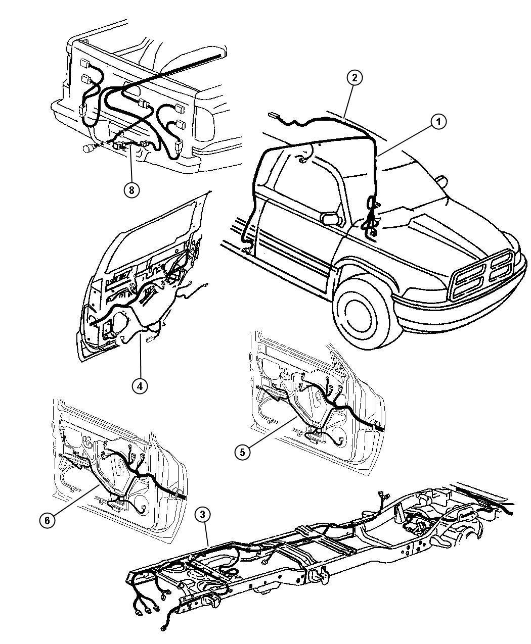 Dodge Ram Cartridge Fuseable Link 120 Amp