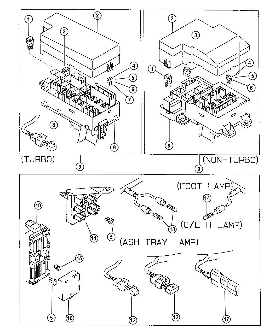Wiring Diagram For Stratus