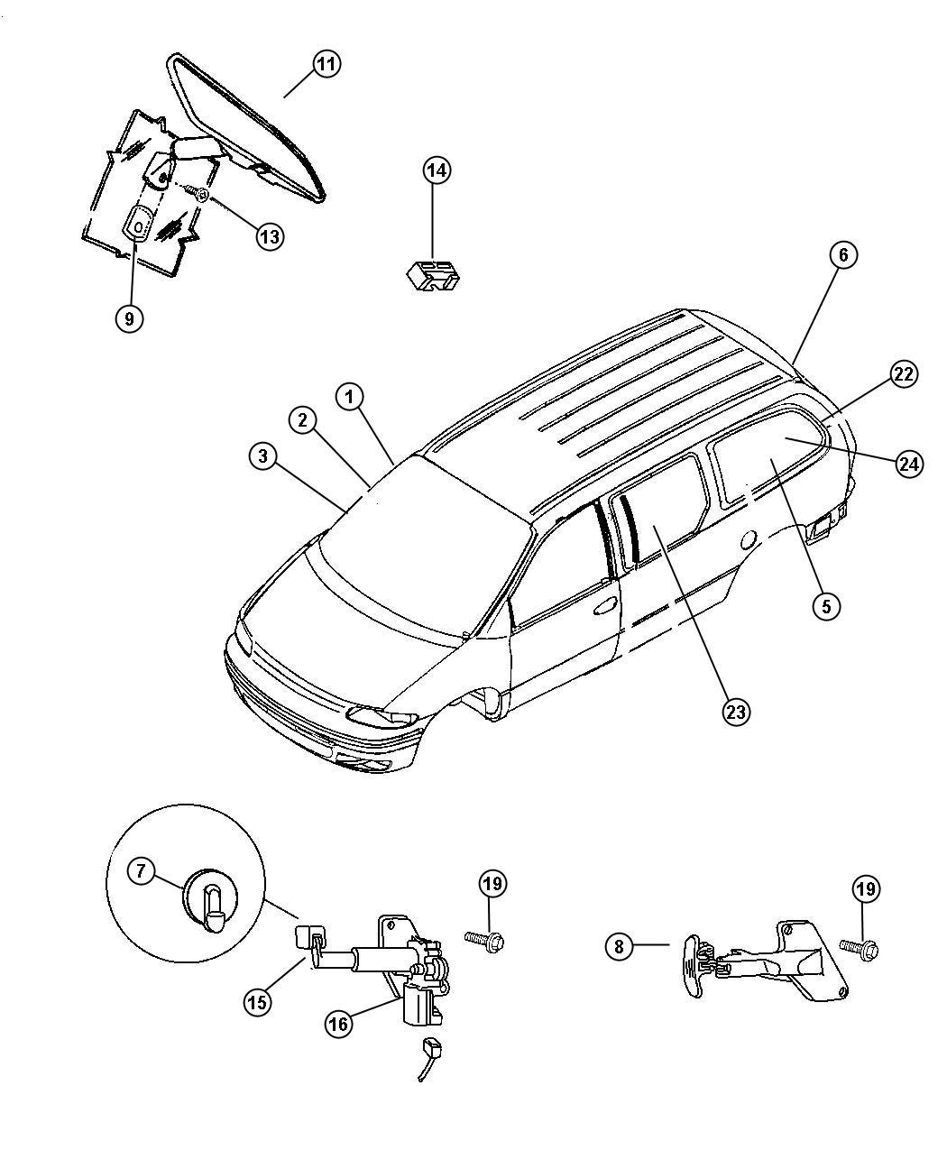 Chrysler Grand Voyager 2 8 Crd User Manual