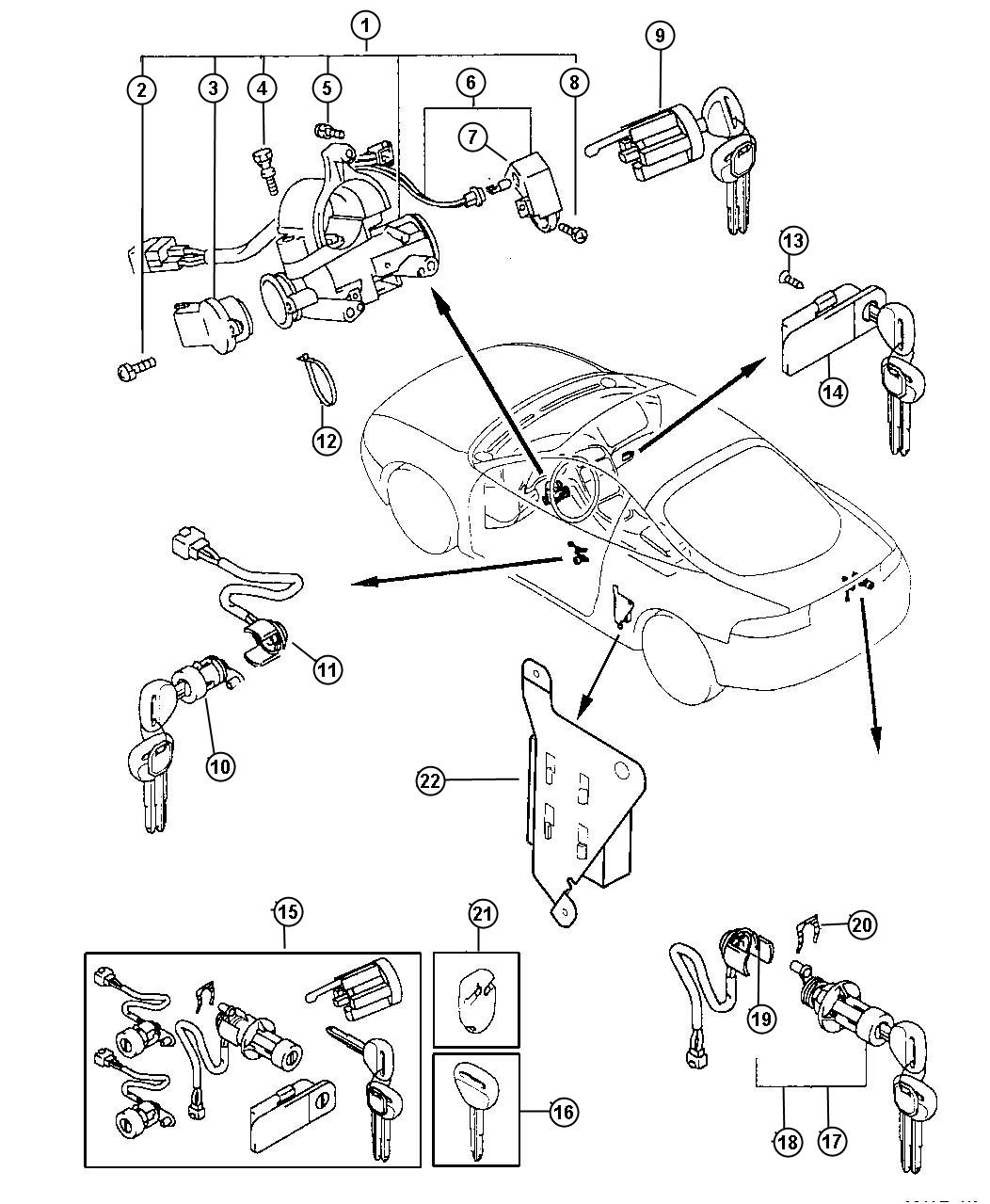 Removing door lock cylinder 1995 mercury sable on plymouth volare car 1973 chrysler 300 vacuum diagram