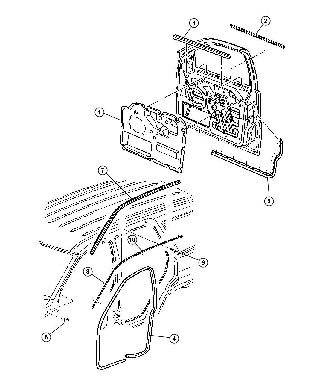 33 Dodge Nitro Belt Diagram