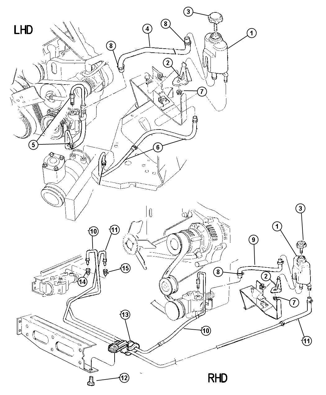 2 5l Jeep Engine Diagram