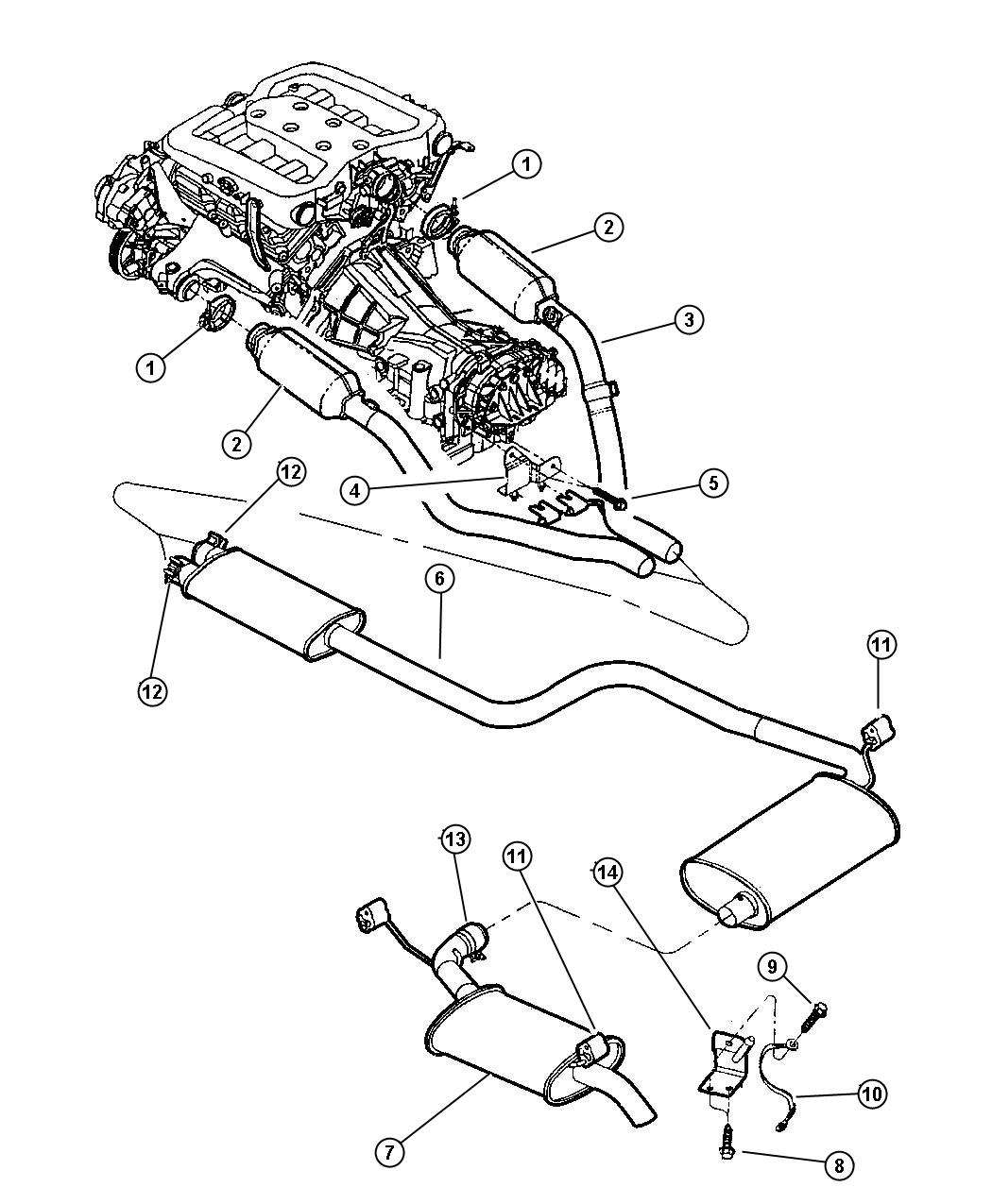 Chrysler 300m Module Diagram Free Engine Image